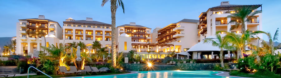 Tenerife Luxury Holidays